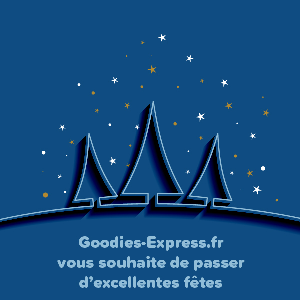 excellentes fetes  goodies express Classic blue